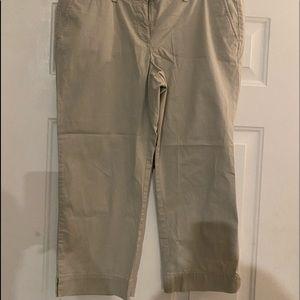 Pants, crops